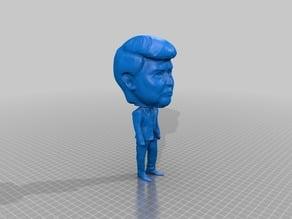 Donald J Trump Bobble Head