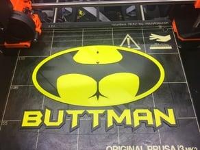 Buttman Logo
