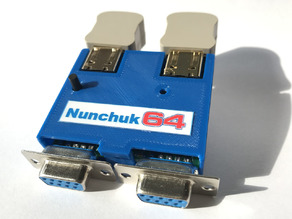 Nunchuk64 Case