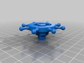 extruder wheel for HTA3D
