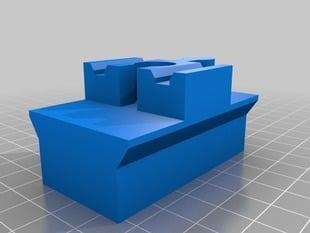 Duplo to Brio converter brick v2