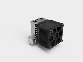 E3D Chimera 40mm Fan Adapter