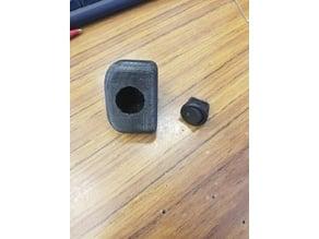 Jeep JK toggle switch holder