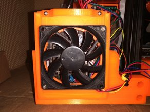 box fan mks base 1.5 + frame support for anet am8