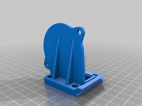 40mm Axial to 50mm Centrifugal Fan Adapter REMIX