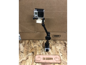 Go Pro adapter for Noga and Tripod