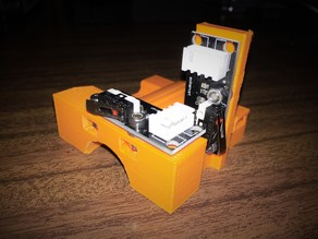 SainSmart endstop support for X and Y axis Mostly Printed CNC