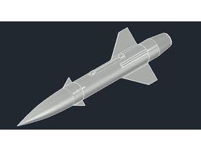 AGM-12 B for Freewing F-4 Phantom