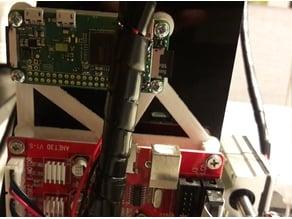 Raspberry Pi Zero (W) Mount Bracket for Anet A8