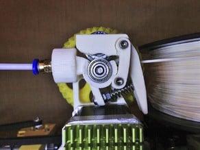 Geared extruder v.2