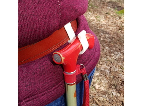 Walking Stick Belt Clip
