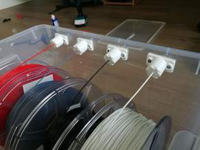 Drybox filament feeder with filter (PC4-M6)