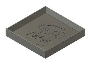 Dice Tray (Orks)