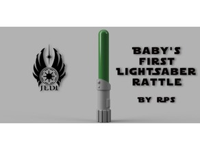 Baby's First Lightsaber