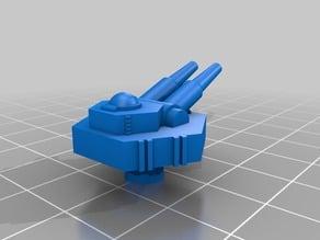 Tiny Turret Topper for MP Mini