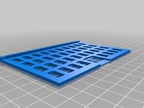 My Customized Modular Building 4x10 frnt