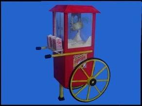 Popcorn Cart Mod