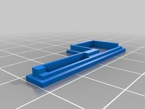 Anet A8 Plus Board I/O Port Cover
