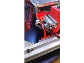 Hypercube EVO z-max sensor mount
