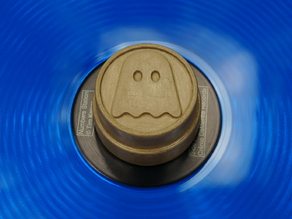 Buck Thirty LP Record Stabilizer / Weight #GhostlyVinyl UPDATED 2014-11-23
