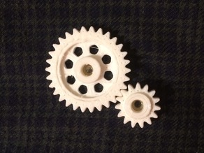 Zheng-like pocket gears
