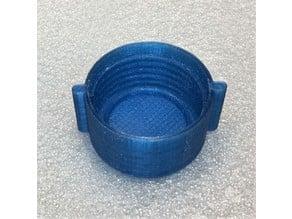 Tupperware Eco 500ml 16oz cap for bottle