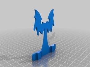 Bat Insert for card holder