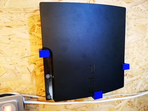 Sony PS3 SLIM WALL MOUNT