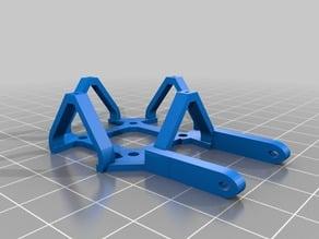 runcam split caddx turtle whoop conversion ( FC mounting hole 26.5mm for trashcan or mobula 7)