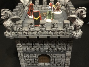 OpenForge Daern's instant fortress