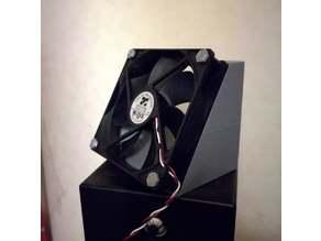 12cm universal fan duct(30deg)