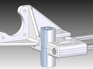 Modular X-ends    Sturdy & Easy to Print