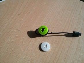 Google Glass Earbud Charm
