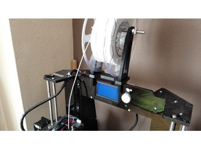 Soporte filamento Anet A6
