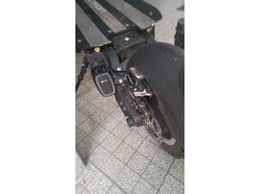 support feux arrière Meilan X6 pour DTU