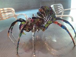 Acrylic spider