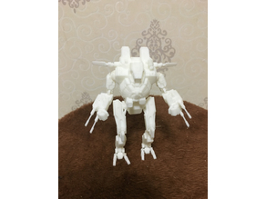 Articulated MWO Spider