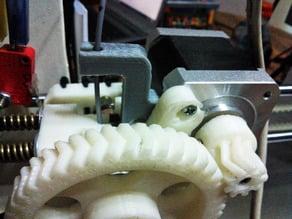 Filament Guide / Guia Filamento Extrusor Greg's Wade