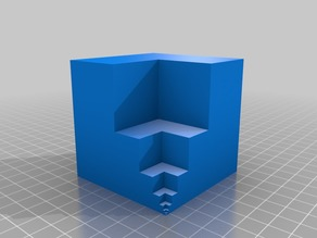 stair cube