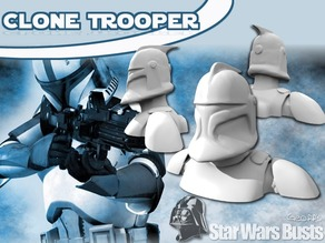 Clone Trooper Bust