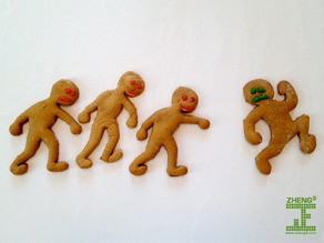 Gingerzombies: The Walking Bread