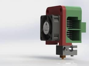 E3D V6 HOLDER for Fa)(a printer