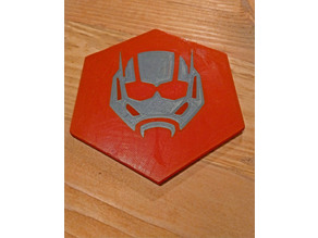 Marvel Coasters (Dual Extrusion)