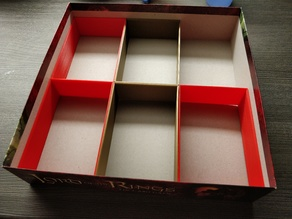 Storage solution for card games