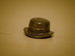 Bowler Hat (for small things)