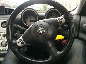 Alfa Romeo 156 Paddle Shift Extension