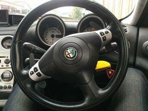 Alfa Romeo 156 Paddle Shift Extension