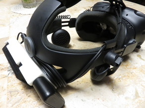 TPCast Vive Head Mount With Removable Battery