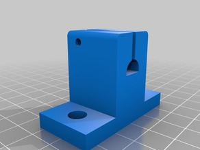 8MM Y Axis Rod Holder