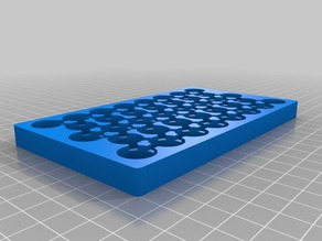 AA 8x5 battery tray